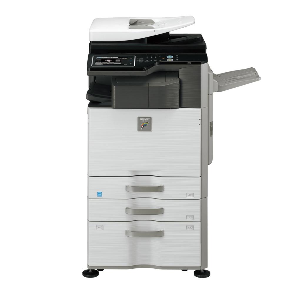 Refurbished Sharp MX-42N A42 Color Laser Copier
