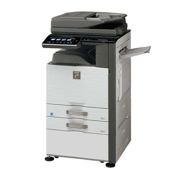 Refurbished Sharp Mx 4141n Floor Model A3 Color Laser Copier